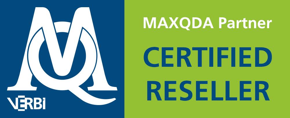 00-MAXQDA-Certified-Reseller