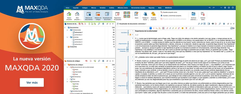 MAXQDA 2020 Release Header ES 2020 1 1024x400 - Recursos