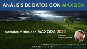 Métodos mixtos con MAXQDA 300x169 - Métodos Mixtos